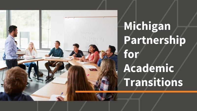 Five college/high school learning teams selected to participate in MI-PAT