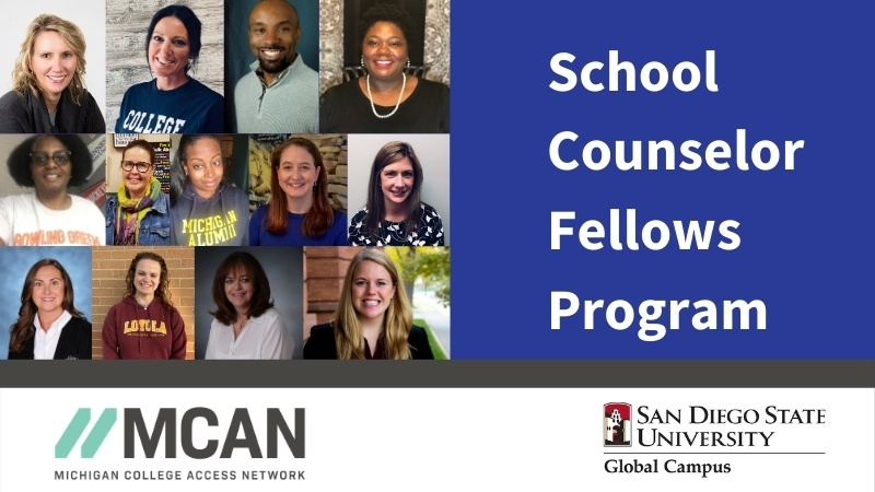 MCAN and San Diego State University launch School Counselor Fellows Program